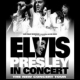 Elvis In Concert Plakat