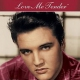 DVD-Cover ELVIS - LOVE ME TENDER - THE LOVE SONGS