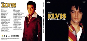 FTD FROM ELVIS AT AMERICAN SOUND STUDIO