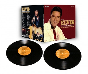FTD From Elvis At American Sound Studio, Memphis, Tennessee