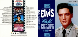 FTD G.I. Blues Vol. 2 Cafe Europa