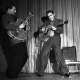 Scotty Moore und Elvis Live in den 50ern