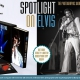 Buch Spotlight On Elvis Flyer